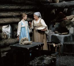 Marta Vančurová a Antonie Hegerlíková