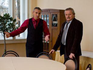 Jan Čenský a Svatopluk Skopal