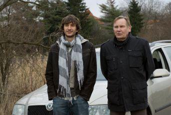 Václav Jílek a Jiří Štěpnička
