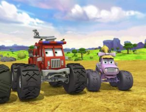 Meteor Monster Truck (2006) [TV seriál]