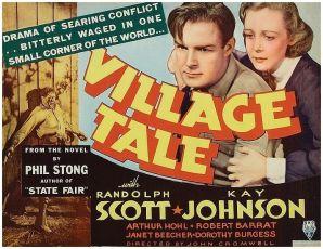 Village Tale (1935)