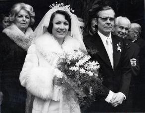 Hana Maciuchová a Eduard Cupák