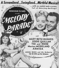 Melody Parade (1943)