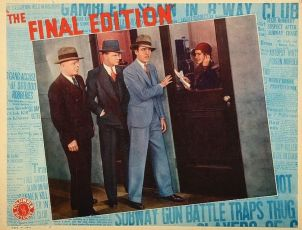 The Final Edition (1932)