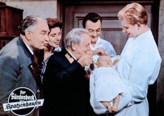 Obětní beránek ze Spatzenhausenu (1958)
