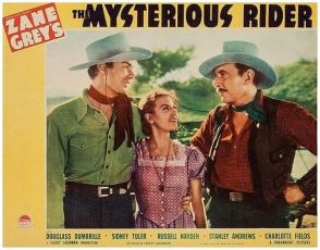 The Mysterious Rider (1938)
