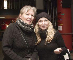 křest DVD: Helena Třeštíková a Bára Basiková