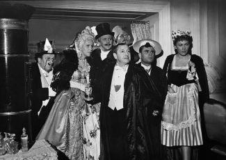Vyzvání k tanci (1941)