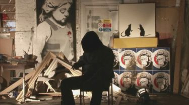 Banksy – Exit Through the Giftshop (2010) [DVD kinodistribuce]