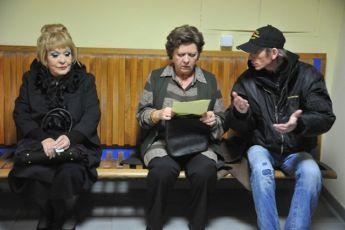 Jiřina Bohdalová, Jaroslava Obermaierová, Jiří Strach
