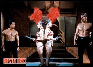 Karate tiger 6: Nejlepší z nejlepších 2 (1993)