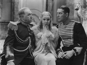 Veselá vdova (1934)