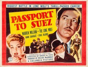 Passport to Suez (1943)
