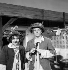 Co poudala bába Futeř (1983) [TV inscenace]