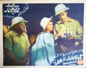 Law of the Jungle (1942)
