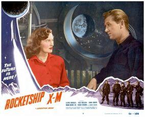 Rocketship X-M (1950)