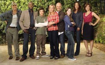 No Ordinary Family (2010) [TV seriál]