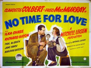 No Time for Love (1943)