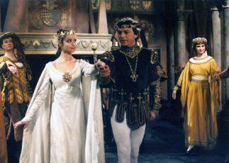 Jak Vojtěch pro princeznu do ohně skočil (1990) [TV inscenace]