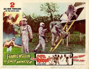Frankenstein Meets the Space Monster (1965)