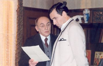 Ladislav Lakomý a Jan Čenský