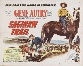 Saginaw Trail (1953)