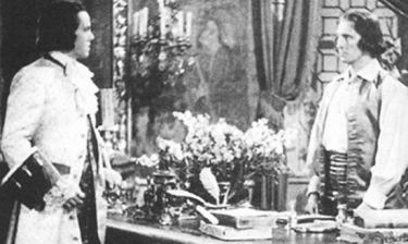 Muž se železnou maskou (1939)