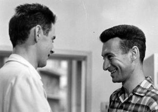 Tvár v okne (1963)