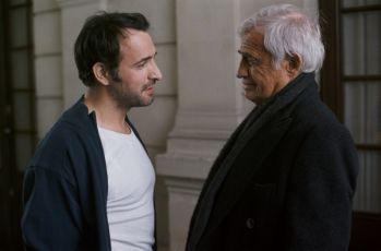 Jean Dujardin  a  Jean-Paul Belmondo