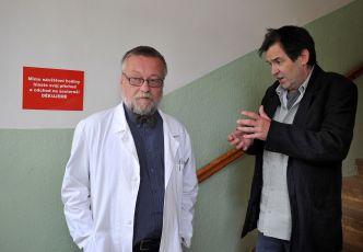 Dušan Sitek a Erik Pardus
