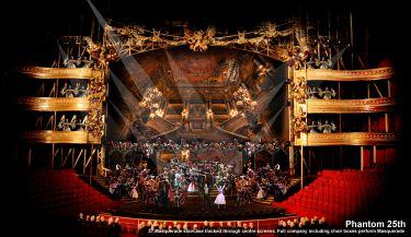 Fantom opery (2011) [TV divadelní představení]