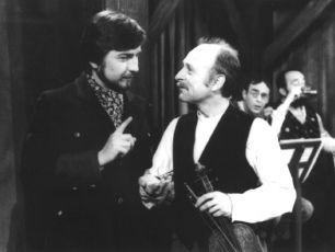 Miroslav Donutil a Stanislav Zindulka