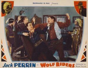 Wolf Riders (1935)