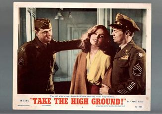 Take the High Ground (1953)
