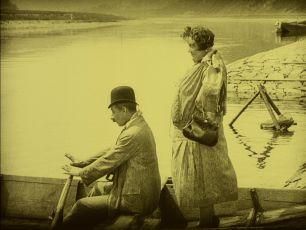 Milenky starého kriminálníka (1927)