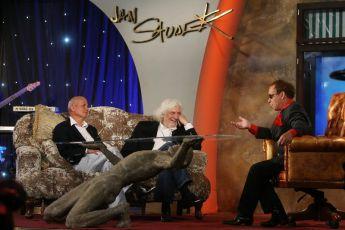 Michal Horáček, Petr Hapka a  Jan Saudek - Legendy