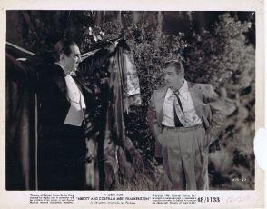 Abbott a Costello se setkávají s Frankensteinem (1948)