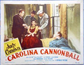 Carolina Cannonball (1955)