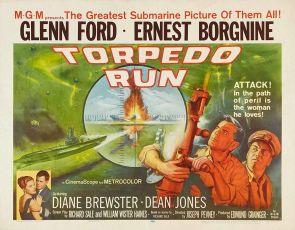 Běh torpéda (1958)