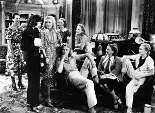 Ginger Rogers Katharine Hepburn Eve Arden Lucille Ball Ann Miller
