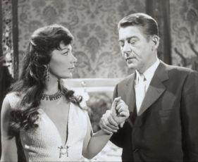 Libanonská zámecká paní (1957)