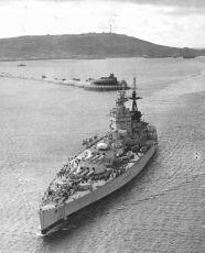 krížnik HMS Rodney