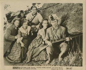 Young Daniel Boone (1950)