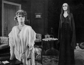 Hilda Warrenová a smrt (1917)