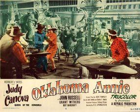 Oklahoma Annie (1952)