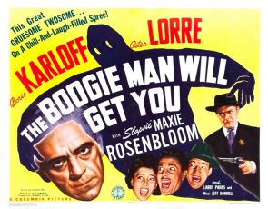 The Boogie Man Will Get You (1942)