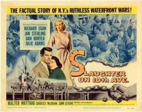 Slaughter on 10th Avenue (1957)