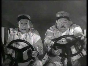 Laurel a Hardy v cizinecké legii (1939)