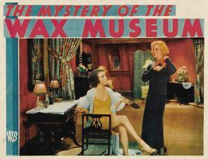 Tajemství panoptika (1933)