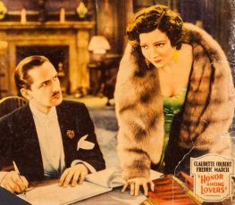 Honor Among Lovers (1931)
